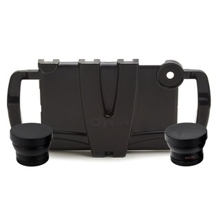 iOgrapher Case for iPad Mini, Retina 2/3 & First Gen, Includes Lenses - Case With Lenses