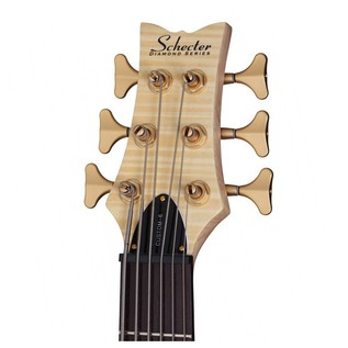 Schecter Stiletto Custom 6 String Bass Guitar