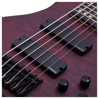 Schecter Stiletto Custom-6 Bass Guitar