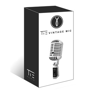 Tie Studio Vintage Mic - Boxed