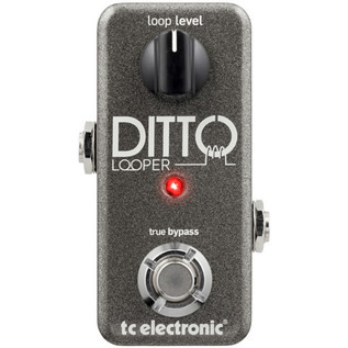 TC Electronic Ditto Looper Guitar Looper Pedal