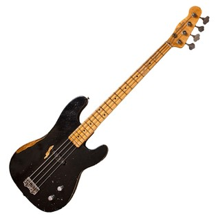 Fender Custom Shop Dusty Hill Signature Precision Bass, Black