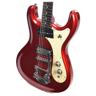 Danelectro 64 Electric Guitar, Candy Apple Red