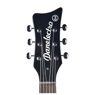 Danelectro 64 Electric Guitar, Indigo