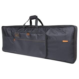 Roland CB-B76 76-Key Keyboard Bag - Angled Closed