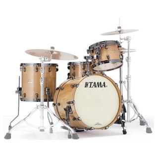 Tama Starclassic Maple 20'' Shell Pack, Figured Maple Gloss