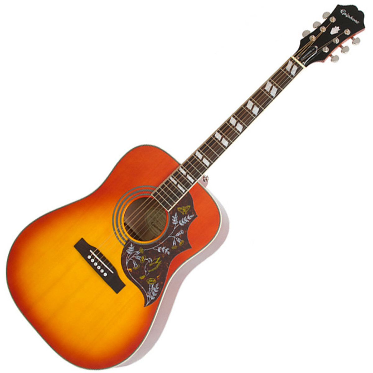 epiphone hummingbird pro electro acoustic guitar b stock at. Black Bedroom Furniture Sets. Home Design Ideas