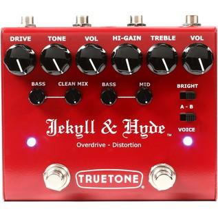 Truetone V3 Jekyll & Hyde Overdrive Pedal