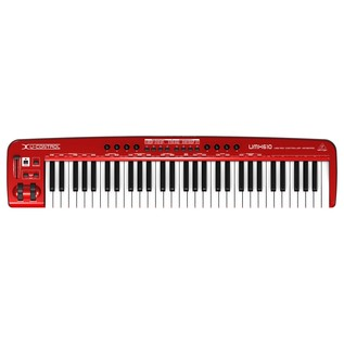 Behringer UMX610 MIDI Keyboard - Top