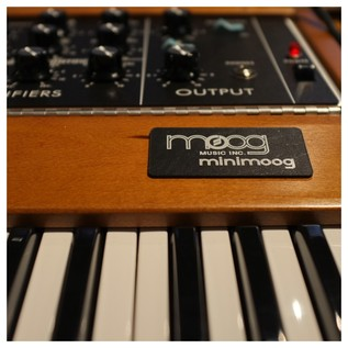 Moog Minimoog Model D Analog Synthesizer