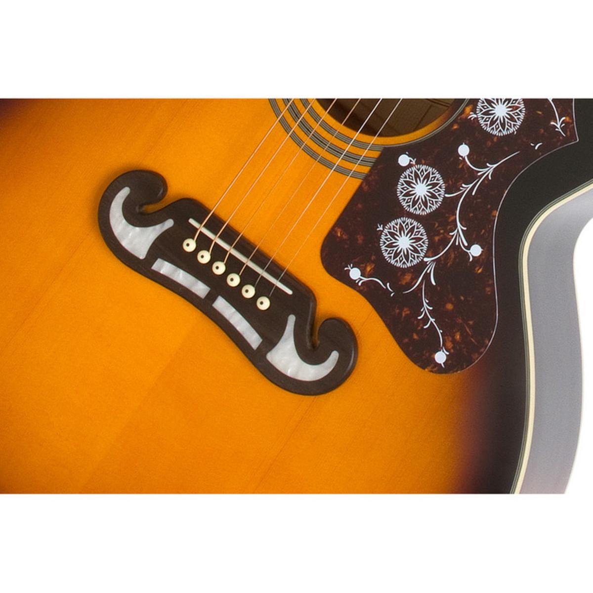 epiphone ej 200ce guitare electro acoustique vintage. Black Bedroom Furniture Sets. Home Design Ideas