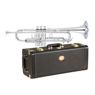 Yamaha YTR8310Z Custom Z Bb Bobby Shew Trumpet, Silver Plated