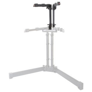 Roland KS-PRO-2T Add-On Tier for Folding Keyboard Stand - Angled