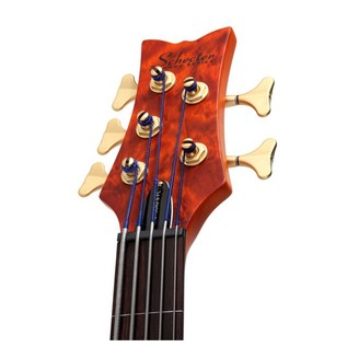 Schecter Stiletto Studio-5 Fretless Bass