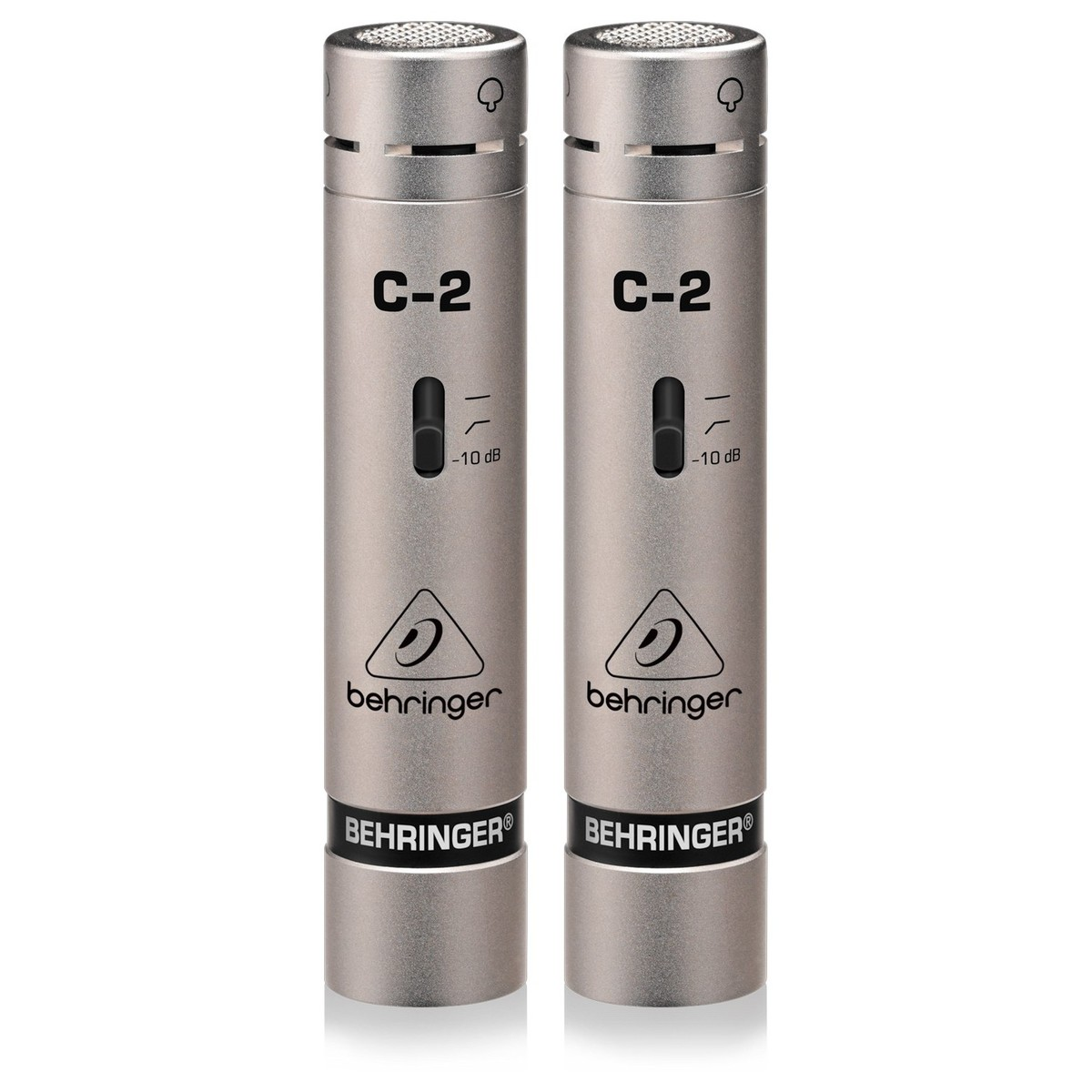 Image of Behringer C-2 Condenser Microphone Matched Pair