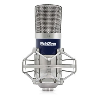 Zoom U-24 Recording Bundle - Microphone Front