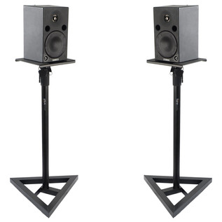 Frameworks GFW SM50 Studio Monitor Stand, Pair (Monitors Not Included)