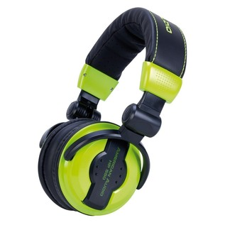 ADJ American Audio HP550 Lime DJ Headphones