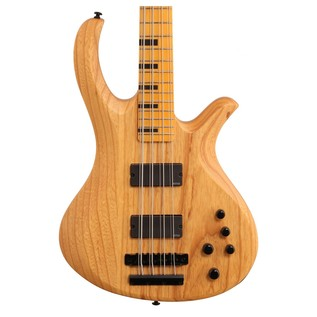 Schecter Riot Session-8 Electric Bass Guitar, Natural