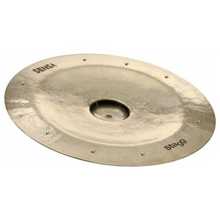 Stagg Sensa 18'' Sizzle China Cymbal