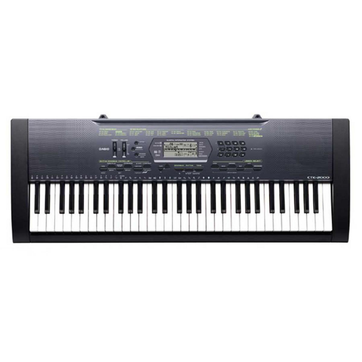 disc casio ctk 2100 keyboard at. Black Bedroom Furniture Sets. Home Design Ideas