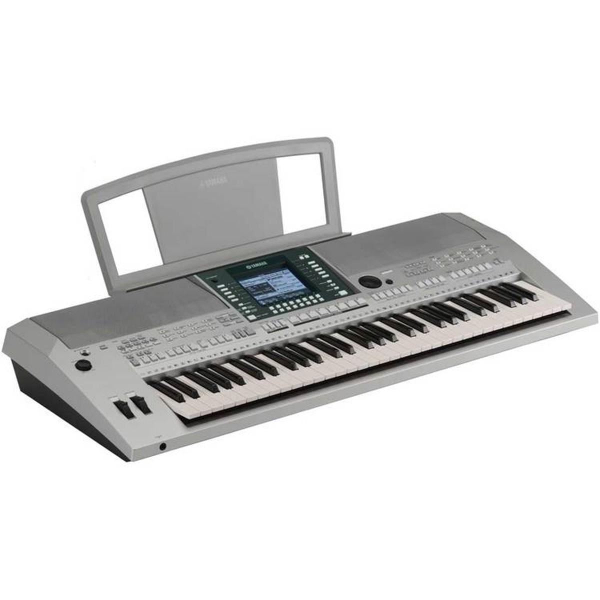 disc yamaha psr s710 keyboard at. Black Bedroom Furniture Sets. Home Design Ideas
