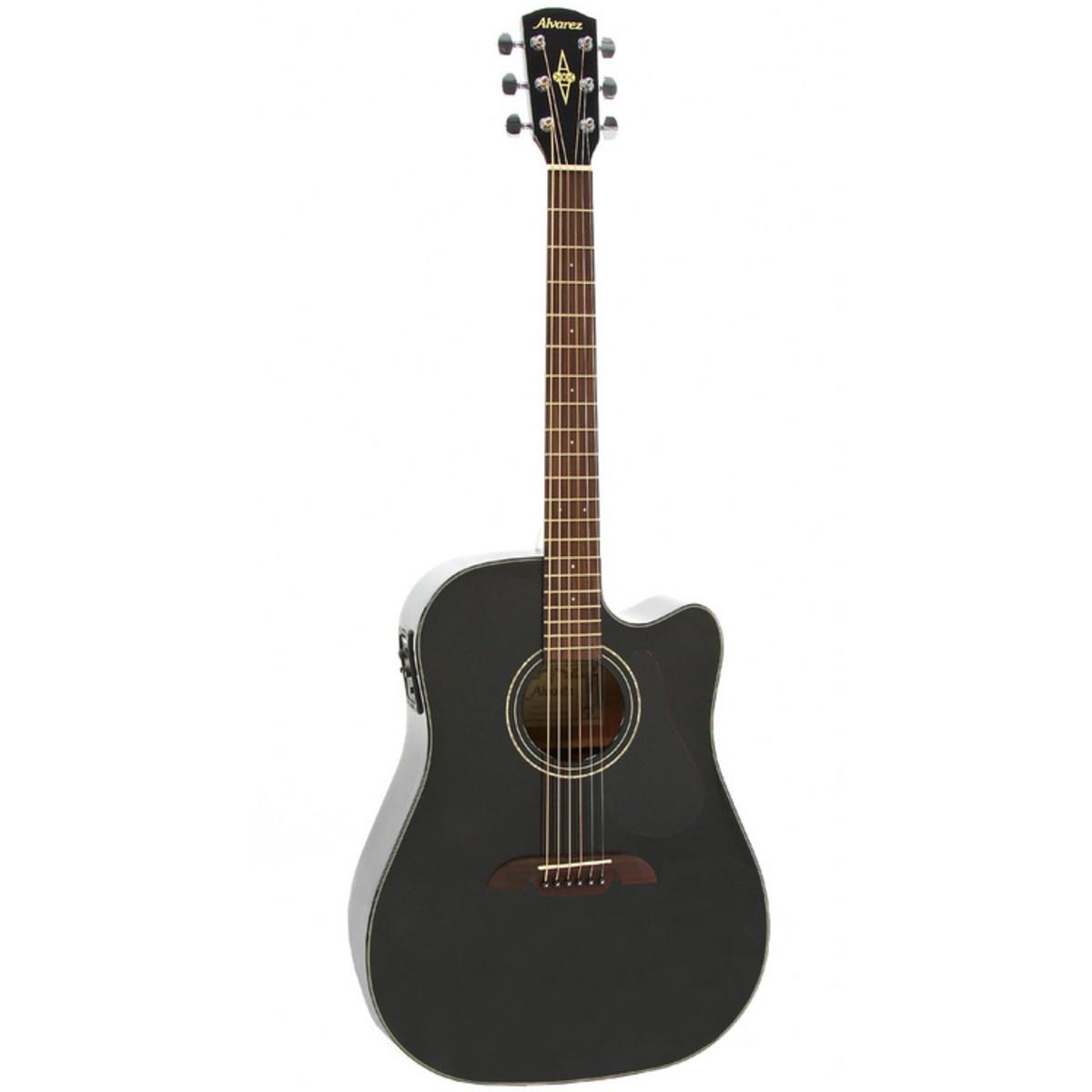 Alvarez RD4102 Electro Acoustic Guitar + Perfect Ten Pack