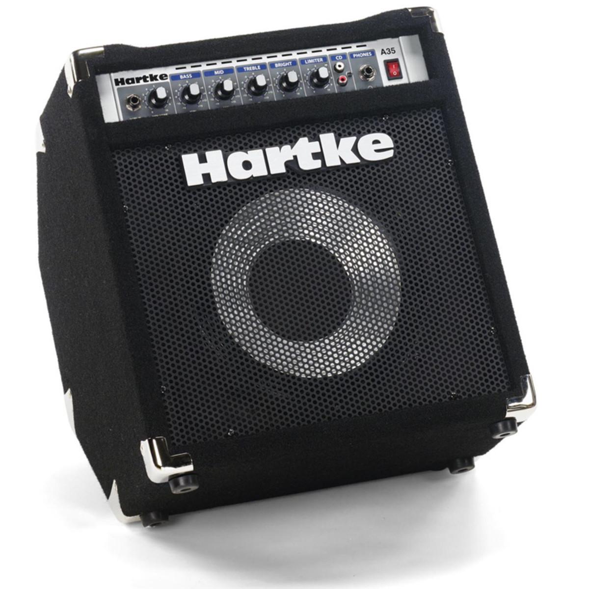hartke a25 series bass combo amp at. Black Bedroom Furniture Sets. Home Design Ideas