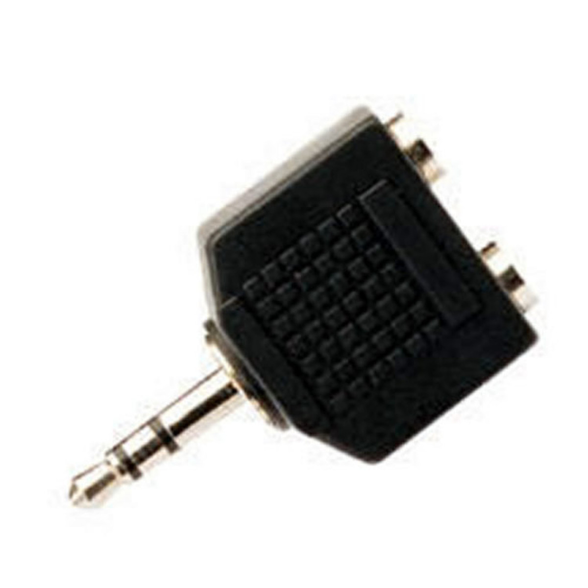 Image of 3.5mm Y-Splitter for headphones stereo to phono