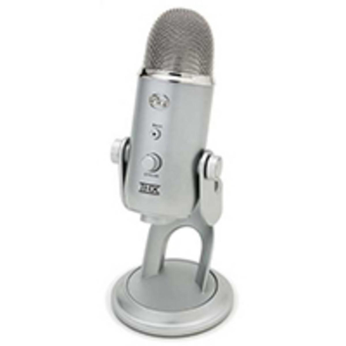 Mikrofon För Att Spela In Musik