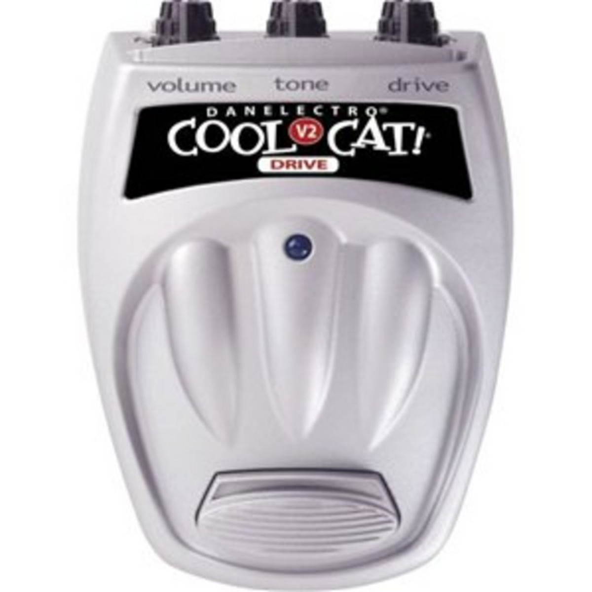 Image of Danelectro Cool Cat CO2 V2 Drive Pedal