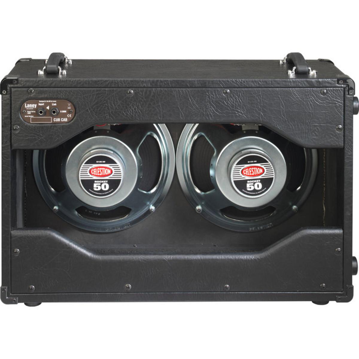 laney cub cab tube guitar speaker cabinet at. Black Bedroom Furniture Sets. Home Design Ideas