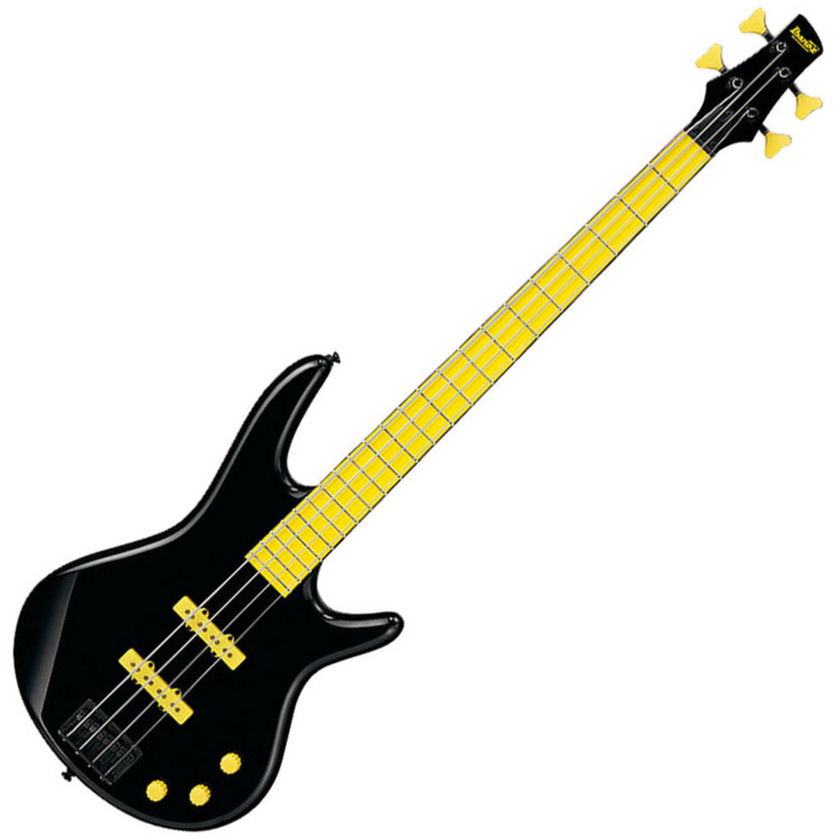 Ibanez GSR010LTD Bass Guitar, Limited Edition, Black at Gear4music.com