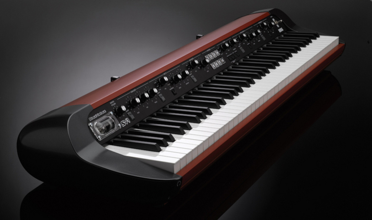 korg sv 1 73 note stage vintage piano used at. Black Bedroom Furniture Sets. Home Design Ideas