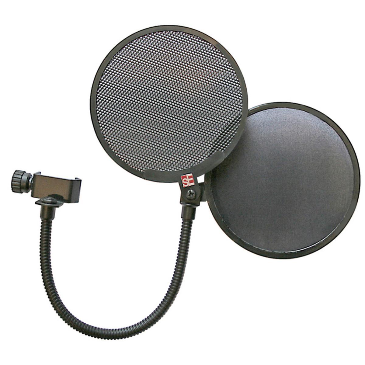 Image of sE Electronics Dual Pro Studio Pop Shield