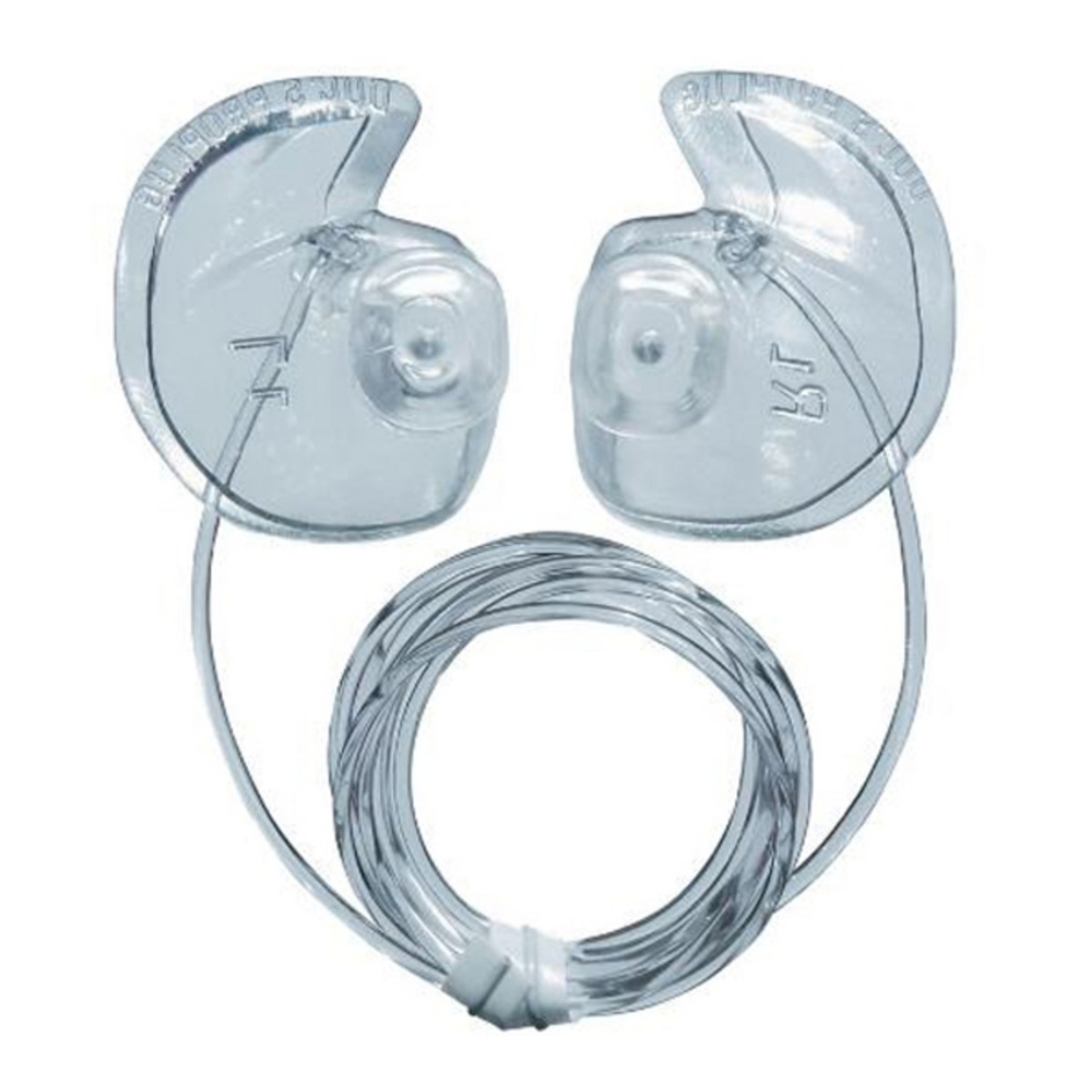 Image of Docs Pro Plugs Vented With Leash Large