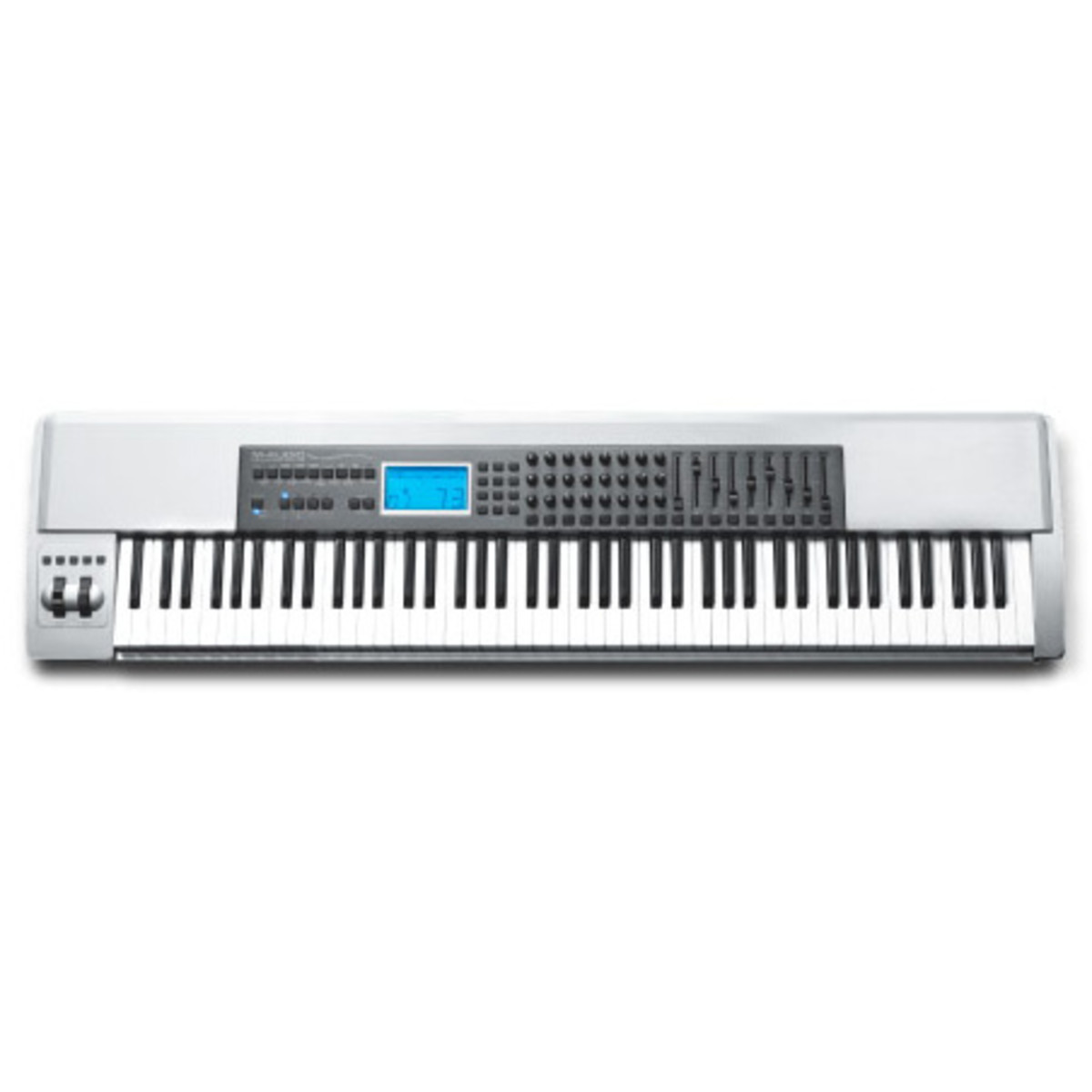 The Spinoff Music m audio 88 note keystation keyboard really