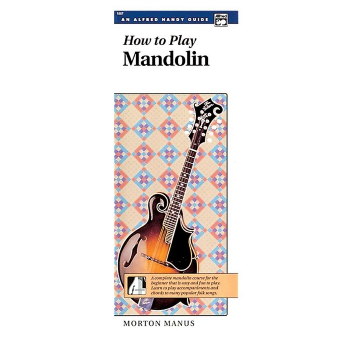 Image of How to Play Mandolin Handy Guide