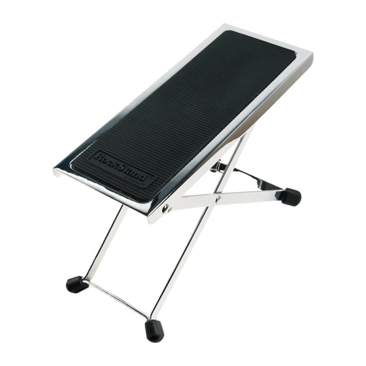 discontinued rockstand guitar foot rest black at. Black Bedroom Furniture Sets. Home Design Ideas