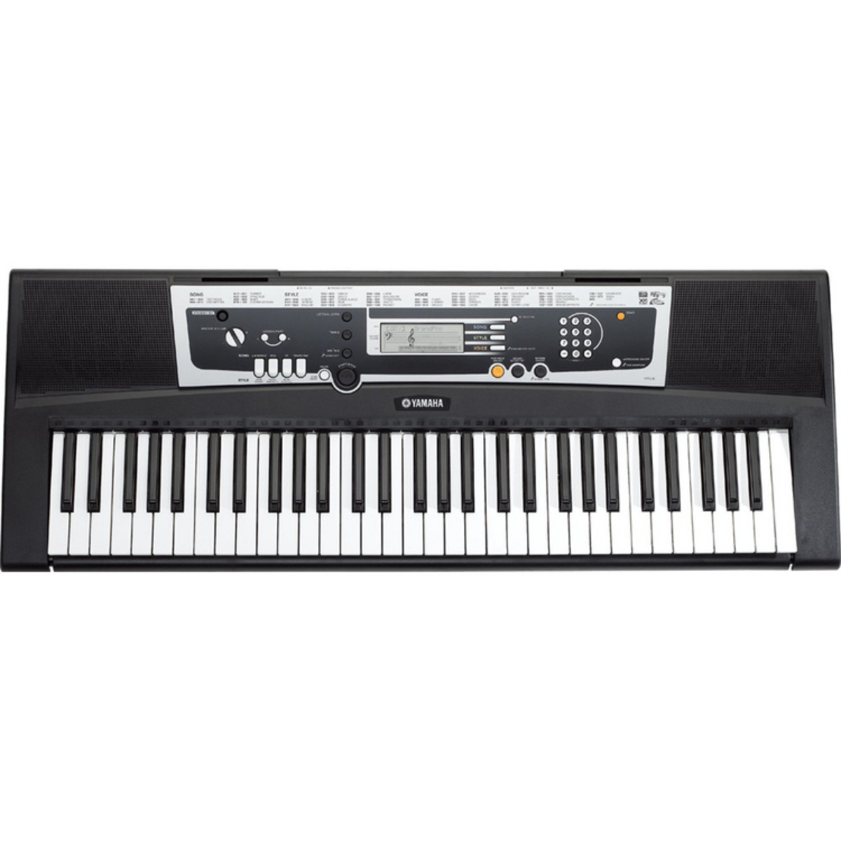 yamaha ypt 210 portable keyboard ex demo at
