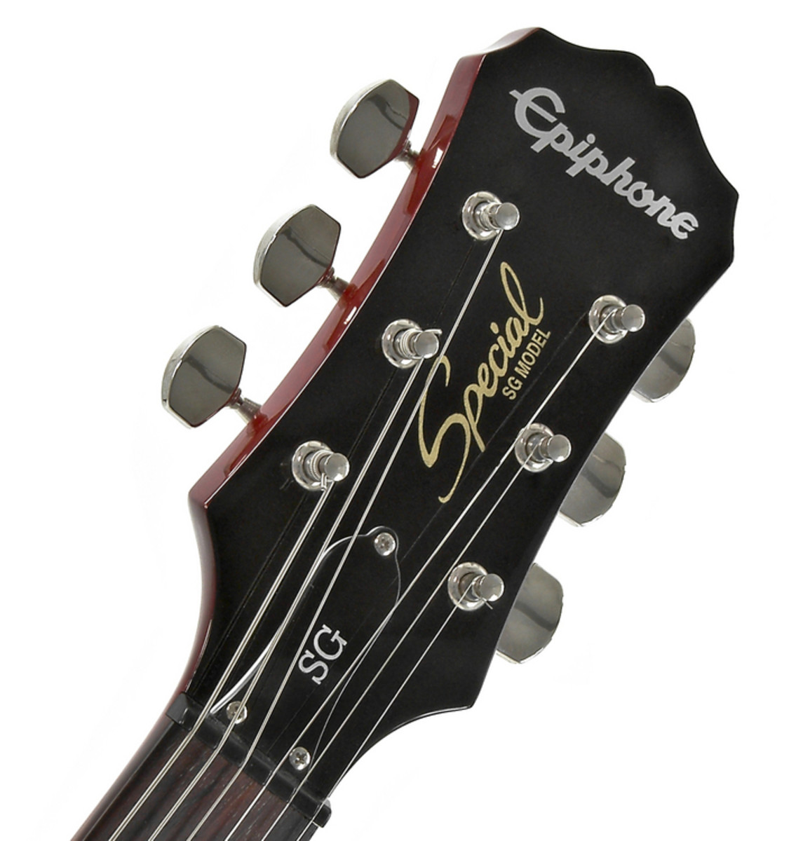 epiphone sg special electric guitar cherry at. Black Bedroom Furniture Sets. Home Design Ideas