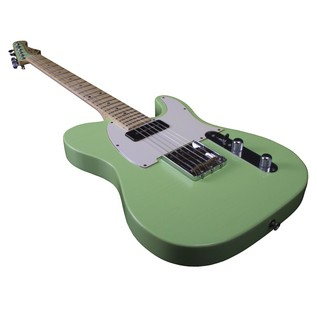 GJ2 By Grover Jackson Hellhound Electric Guitar, Spearmint