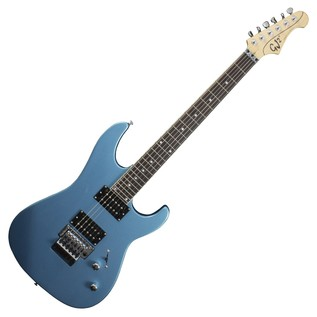 GJ2 By Grover Jackson Shredder FR Electric Guitar, Crystal Lake Blue