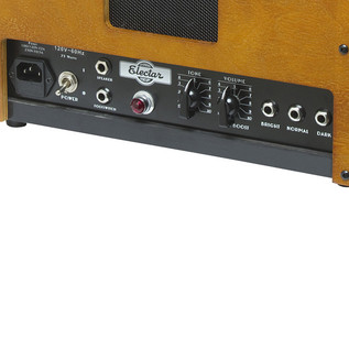 Epiphone Limited Edition Electar Century Amplifier, Antique Natural