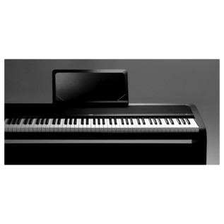 Korg B1 Digital Piano, Black
