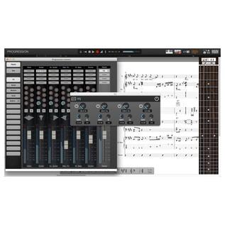 PreSonus Progression 3 Guitar Notation Software