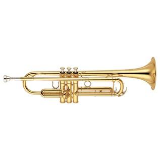 Yamaha YTR-6345G Large Bore Trumpet