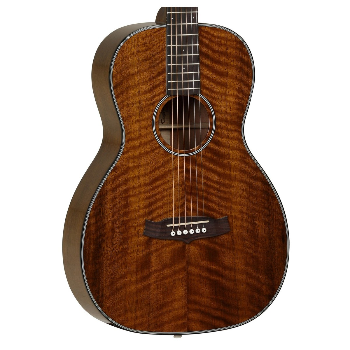 Tanglewood tw40 pd sundance delta series parlour acoustic for The tanglewood