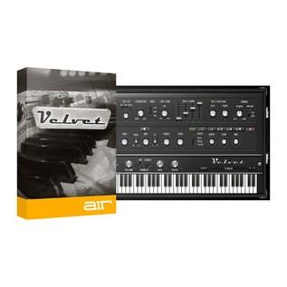 M-Audio CTRL-49 MIDI Controller - Velvet