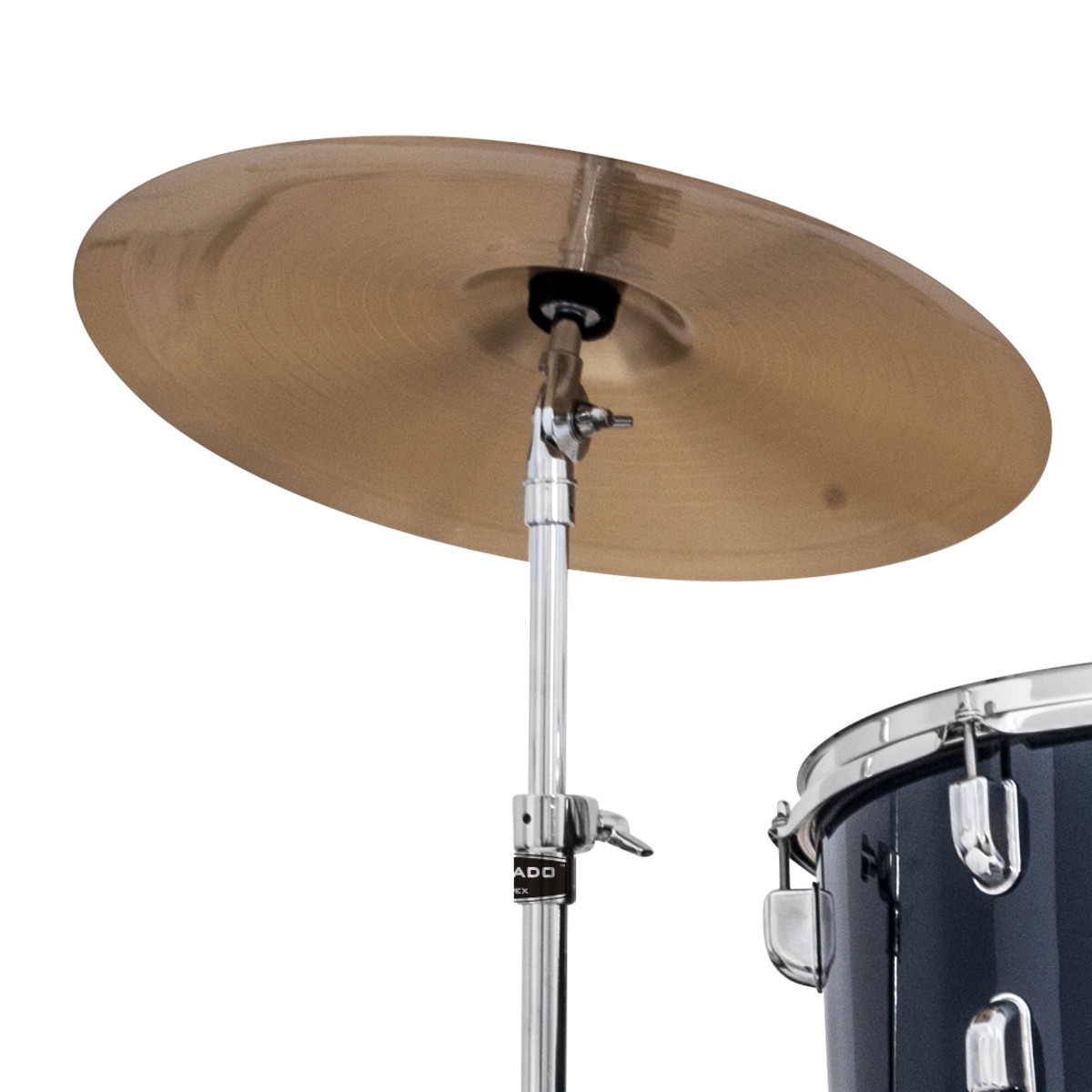 Mapex Tornado Iii Compact 18 Drum Kit Blue Box Opened